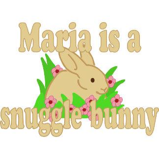 Maria is a Snuggle Bunny