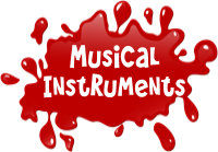 Musical Instruments Gifts, T-Shirts, Merchandise