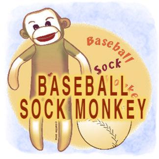 Baseball Sock Monkey