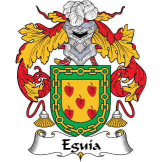Eguia Family Crest
