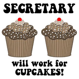 cupcakes secretary