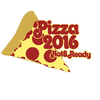 Pizza 2016 hot and ready