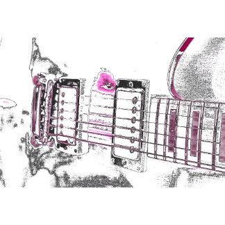 guitar outline image pink black bridge strings.jpg