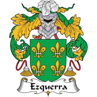 Ezquerra Family Crest