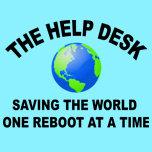 The Help Desk - Saving The World
