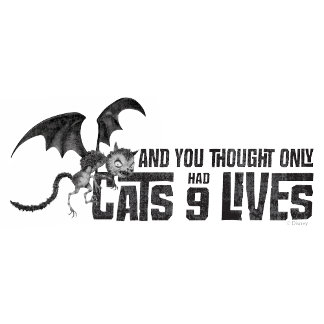 And You Thought Only Cats Had 9 Lives