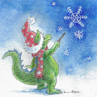 Winter, Yule, and Christmas!