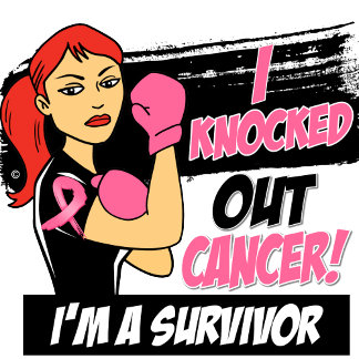 I Knocked Out Breast Cancer