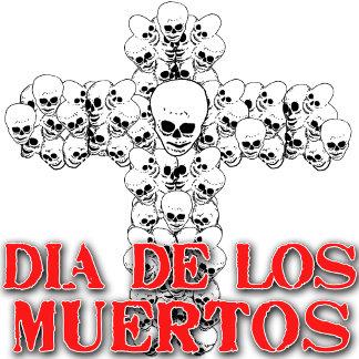 Dia de los Muertos Tshirt and Apparel