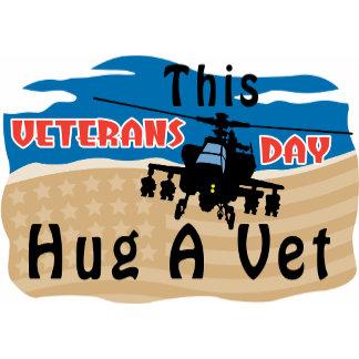 Hug A Vet T-Shirt Gift Cards