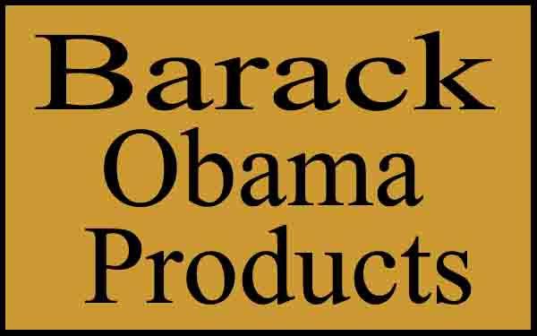 Barack Obama Products