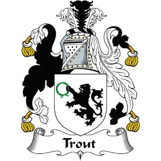 Trout Family Crest