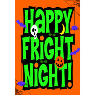 Halloween Happy Fright Night