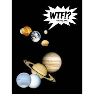 Planet Pluto WTF!?