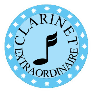 Clarinet Extraordinaire Tote Bags Buttons