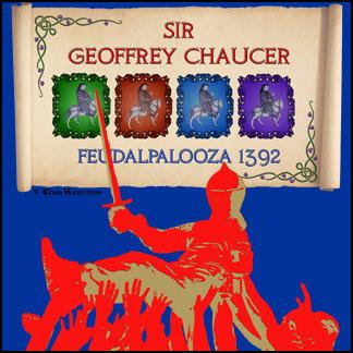 Geoffrey Chaucer Feudalpalooza 92