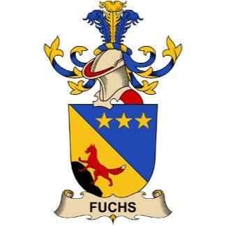 Fuchs Coat of Arms