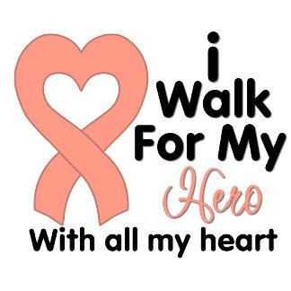 Endometrial Cancer I Walk For My Hero