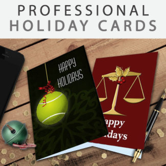 Professional Business Holiday Cards