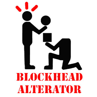 Blockhead alterator