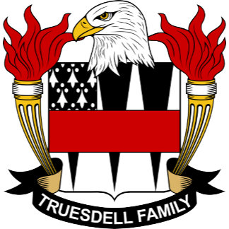 Truesdell Coat of Arms