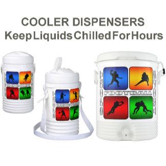 COOLER DISPENSERS
