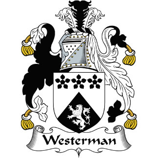 Westerman Family Crest