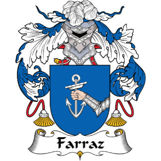 Farraz Family Crest