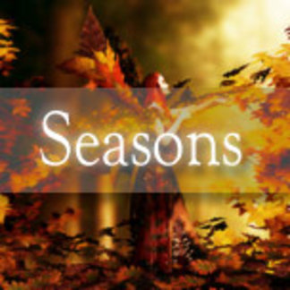 Seasons Digital Art