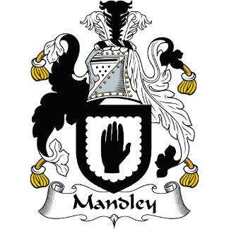 Mandley Family Crest