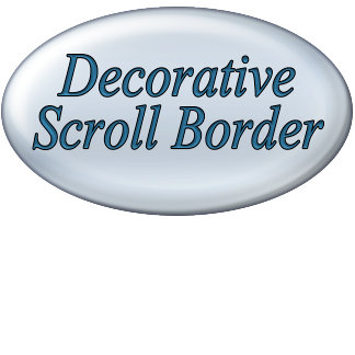 Decorative Scroll Divider