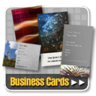 ► Unique Business Cards