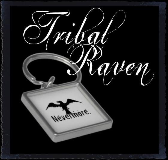 Tribal Raven Nevermore