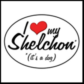 It's a Dog! I Love My Shelchon