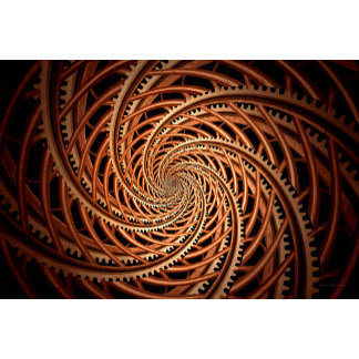 Abstract - Spiral - Mental roller coaster