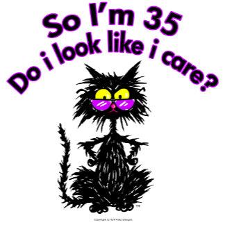 35th Birthday Cat Gifts