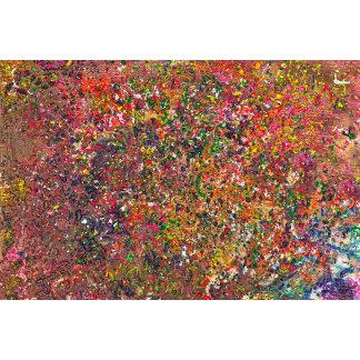 Abstract - Crayon - A Genuine Fiasco
