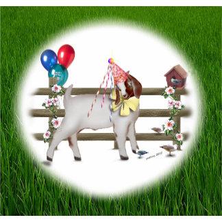Goat Birthday Party