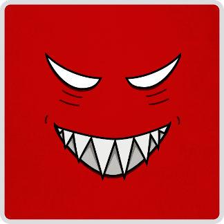32 - Grinning Face Evil Eyes
