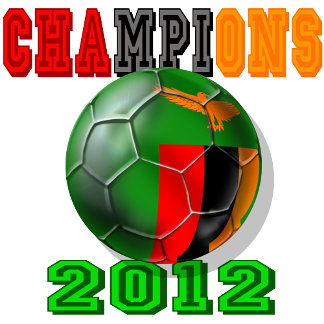Zambia 2012 African Nations Cup Champions