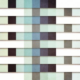 Geometric Grunge Graphic