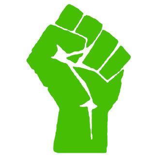 Earth Day shirts-Green power design