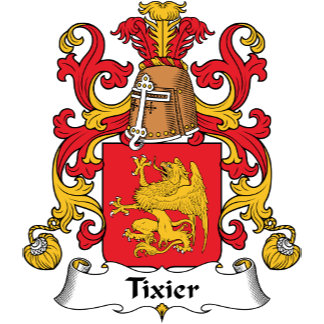 Tixier Family Crest