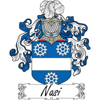 Nasi Family Crest