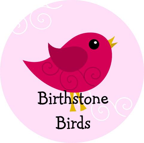 Birthstone Birds!