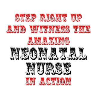 Amazing Neonatal Nurse In Action