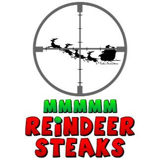 Reindeer Steaks