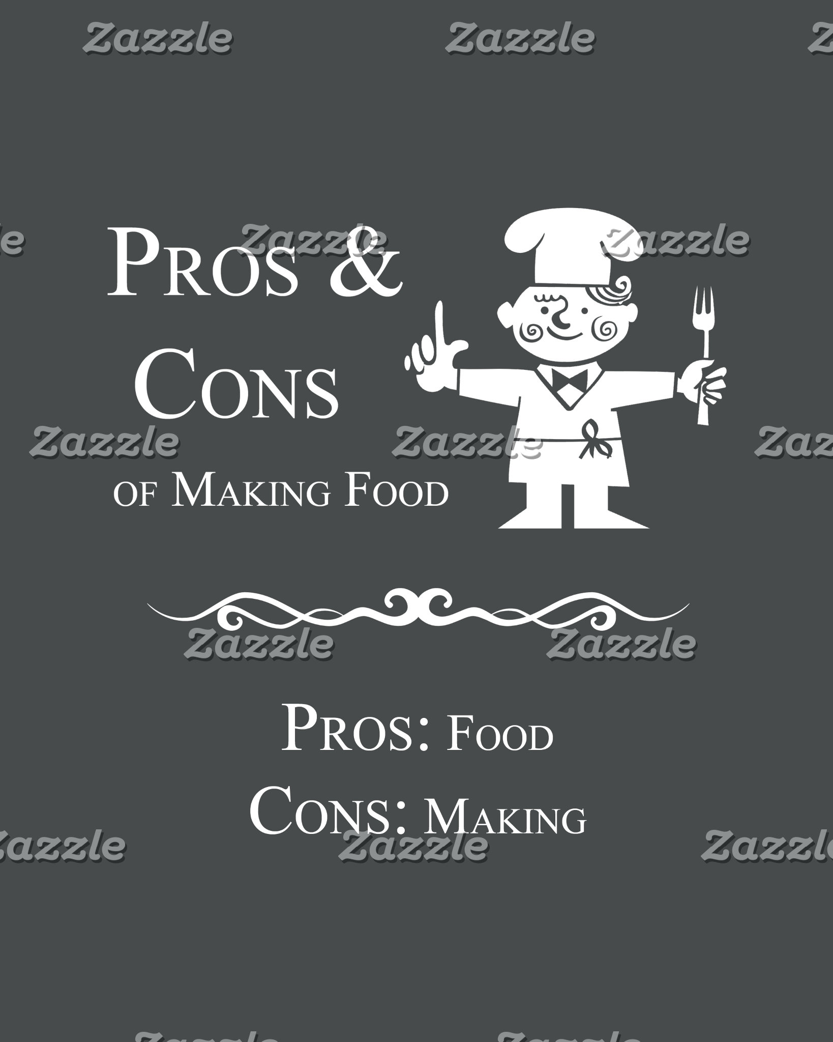 Pros & Cons of Making Food