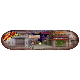Street Fighter Ryu Vs Gen Skateboard