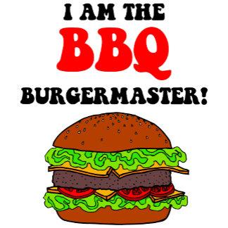 I am the BBQ burgermaster